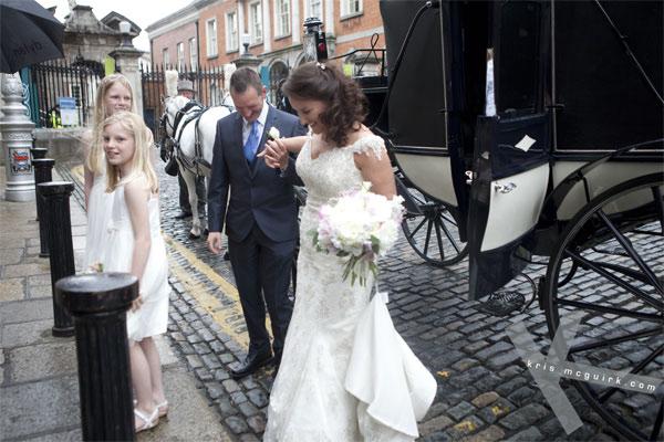 Bloom's Day wedding